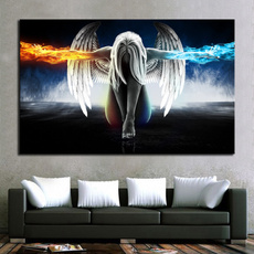 Wall Art, Home Decor, canvaspainting, Abstract Oil Painting