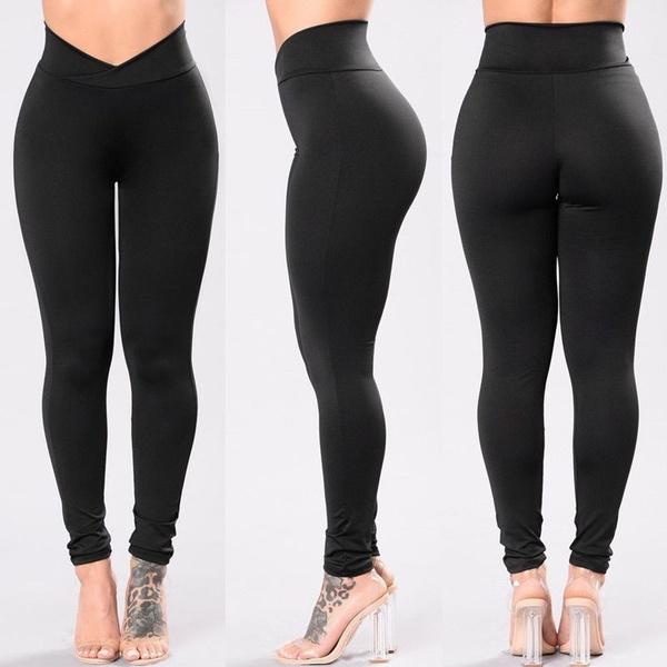 Leggings, sport pants, pants, Slim Fit