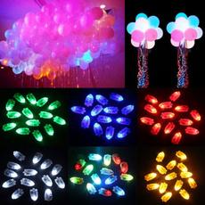 party, lightforballon, led, ledballon