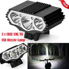 Flashlight, Bicycle, Interior Design, led