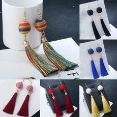 Tassels, boho, Jewelry, Gel