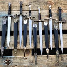 Collectibles, Shorts, dagger, Medieval