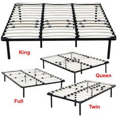 bedslat, metalplatform, metalbedframe, King