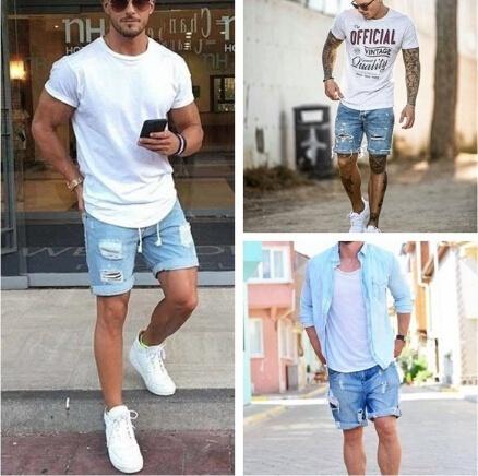 men jeans, Fashion, fifthpant, pants