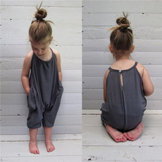Summer, Baby Girl, toddlerclothing, Rompers