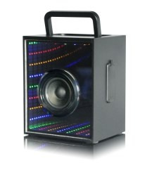 Infinity, infinitylight, lightshow, bluetooth speaker