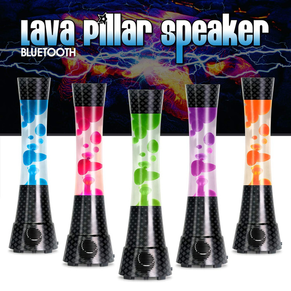 lavalamp, Magic, Christmas, bluetooth speaker