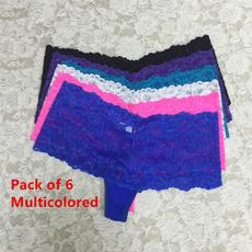 sexywear, Underwear, Shorts, Lace