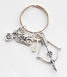 bowamparrowkeychain, Key Chain, Jewelry, Gifts