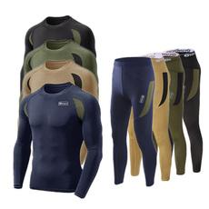 Underwear, Outdoor, Winter, Army