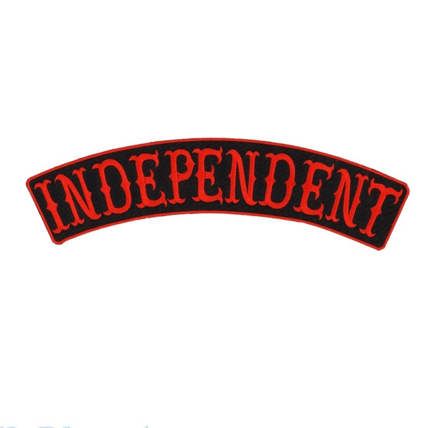 independent, Fashion, frontpatche, patchesforclothe