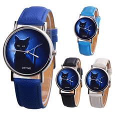 Fashion, leather strap, Watch, wristwatch