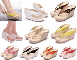 bohemia, Sandals & Flip Flops, Flip Flops, whitehighheelsandal