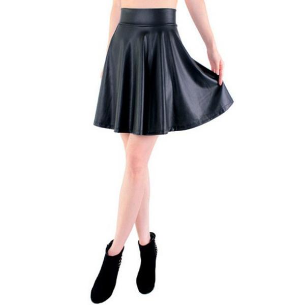 Mini, Skater Skirt, Fashion, Waist
