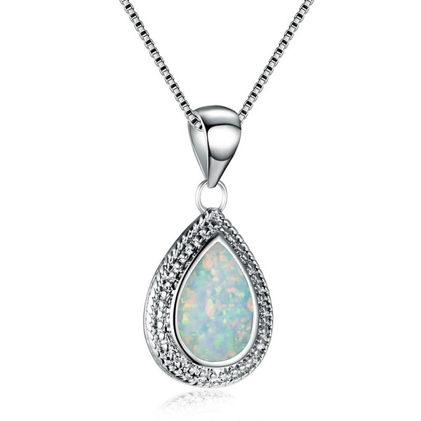 Sterling, water, bluefireopal, Fashion
