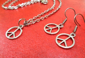 peacesignjewelry, womensfashionampaccessorie, Fashion, peacesymbol