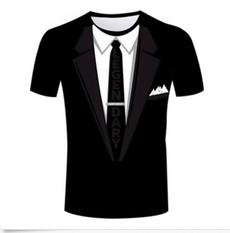 Tuxedos, womenmentshirtfiretee, T Shirts, 3dprinttshirt