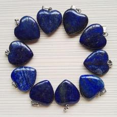 Heart, lapispendant, Love, Jewelry