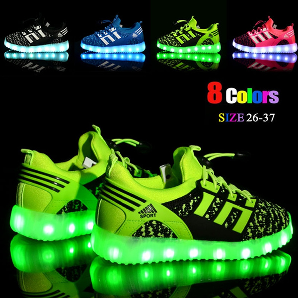 light up, ledshoe, Sneakers, Fashion
