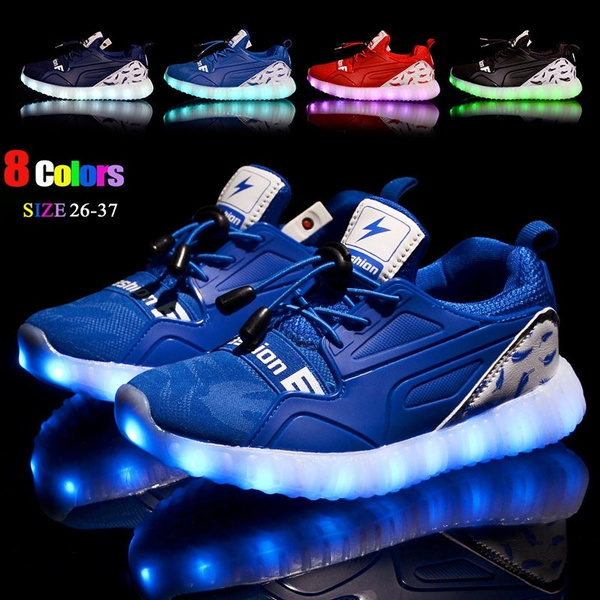 casual shoes, ledshoe, Sneakers, led