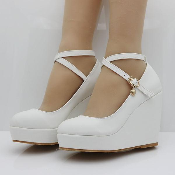 High Heels Shoes Platform Wedges Heels