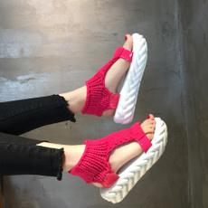 Summer, Sandals, Knitting, koreanversion