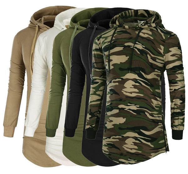 hooded, long sleeve t shirt, Sleeve, Long Sleeve