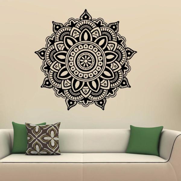Flowers, Wall Art, stiker, Family
