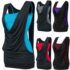 Summer, Fashion, tunic, Women Vest