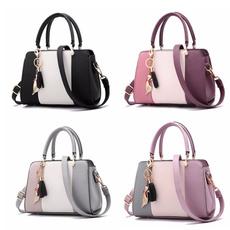 Moda de primavera, Bolsos al hombro, Designers, Leather Handbags