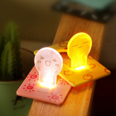 led, cute, Night Light, Pocket