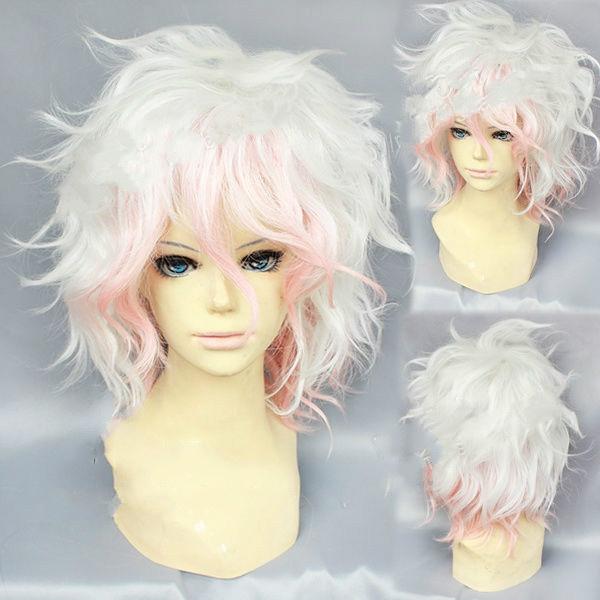 danganronpa, wig, Fashion, Cosplay