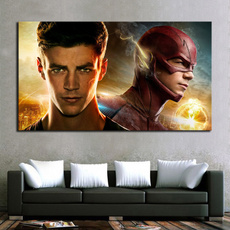 Decor, Superhero, Home Decor, canvaspainting