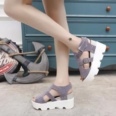 Summer, Sandals, Womens Shoes, Waterproof
