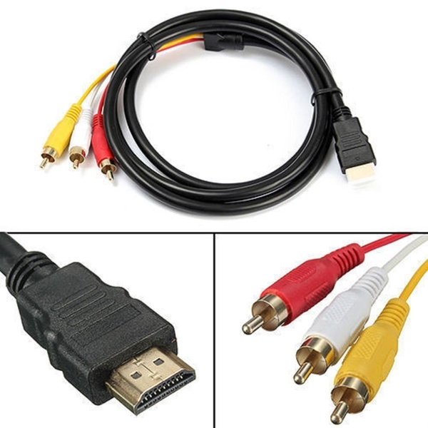 adaptateurhdtv, Hdmi, PC, TV
