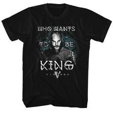 viking, Mens T Shirt, shortsleevestshirt, Cotton