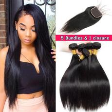 womensfashionampaccessorie, hairbundleswithclosure, africanamerican, brazilian virgin hair