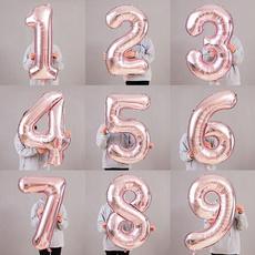 baloon, heliumfoilballoon, birthdaypartynumberballoon, ballon