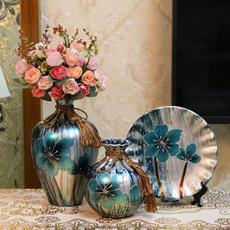 flowerarrangement, Simple, Ceramic, ceramicvase
