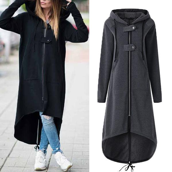 hooded, diphem, Sleeve, Long Sleeve