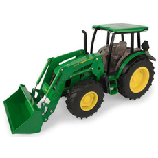 John Deere, Toy, Tractor, Toys & Games