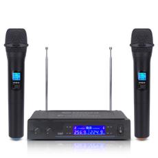 handheldmicrophone, Microphone, wirelesskaraokemicrophonesystem, vhfwirelessmicrophone