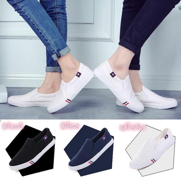 shoes flat shoes canvas shoes