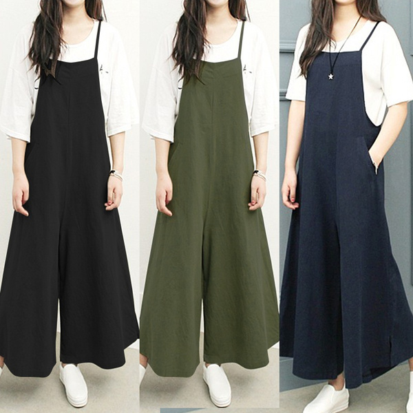 Women, trousers, pants, Overalls