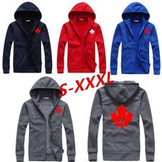 Canada, hooded, Winter, menswear