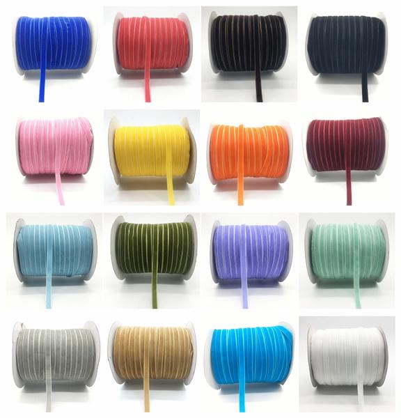 ribbonampbow, velvet, weddingribbon, decorativeribbon