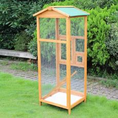 birdcageshouse, Bird