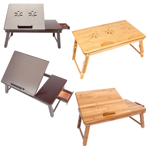 Wood, worktraytable, Laptop, Notebook
