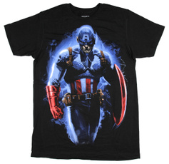 Men's Shirt, Marvel Comics, Superhero, Marvel