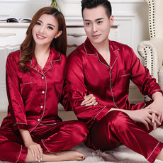 couplepajama, Underwear, seamless underwear, silkpajamasformen